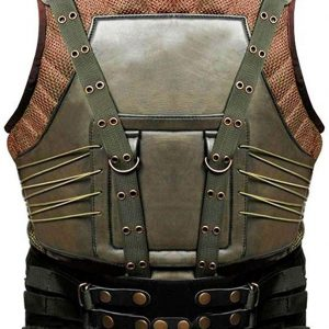 Tom Hardy Bane Leather Vest for Men