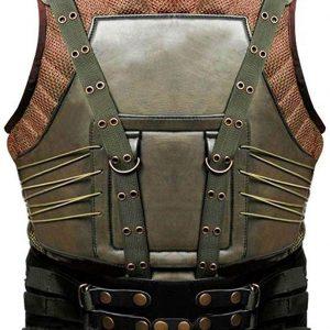 Tom Hardy Bane Leather Vest for Men