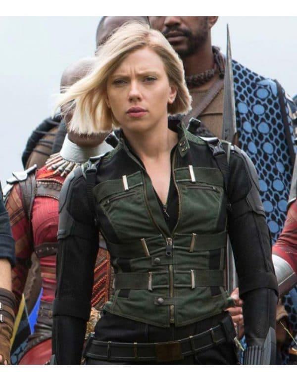 Black Widow vest