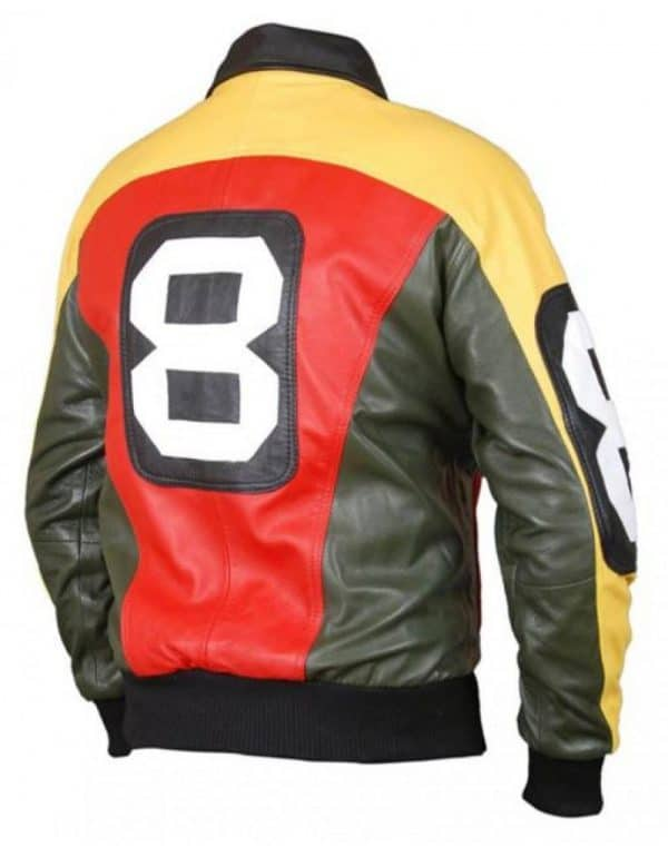 Seinfield David Puddy Leather Jacket