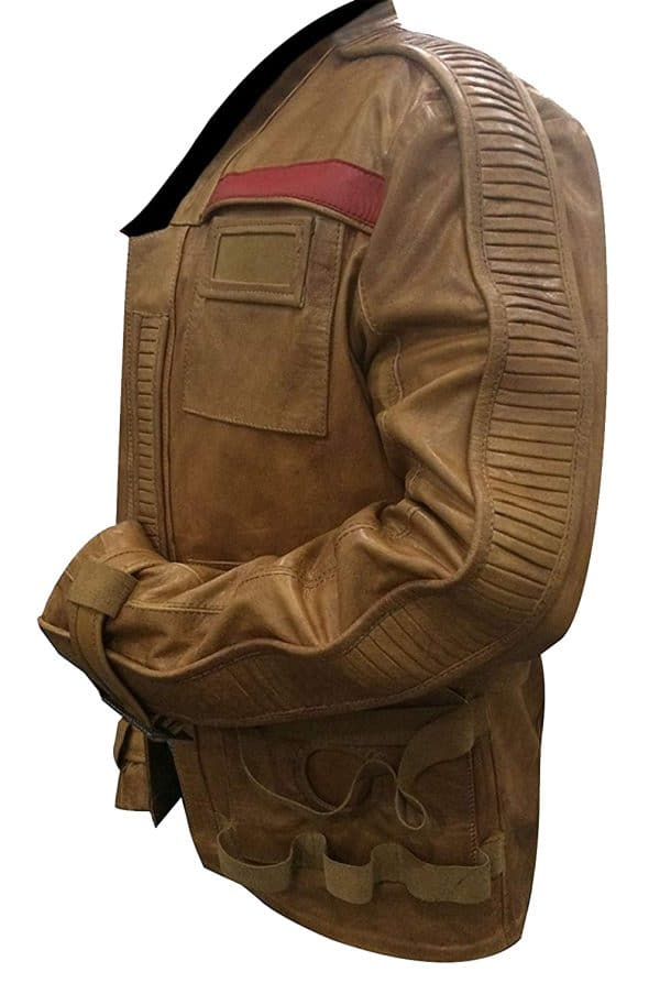 Fin Poe Leather Jacket
