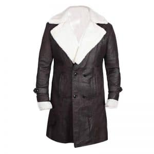 Superfly Trevor Jackson Leather Coat