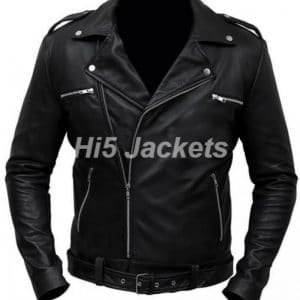 Negan Leather Jacket