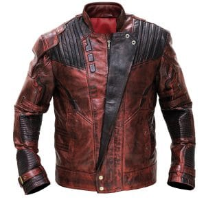Starlod Leather Jacket