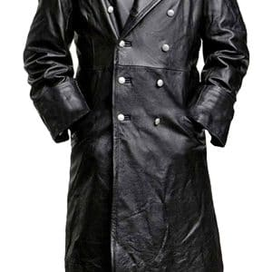 WW2 Military Trench Coat