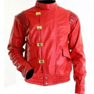 Akira Kanneda Leather Jacket