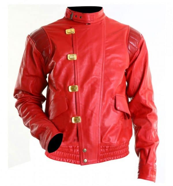 Akira Kanneda Leather Jacket