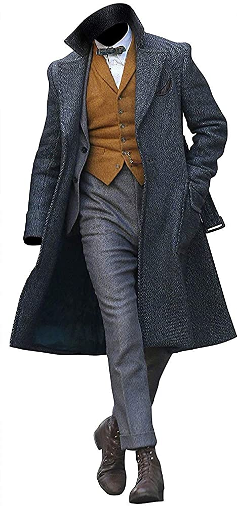 Fantastic Beasts Trench Coat