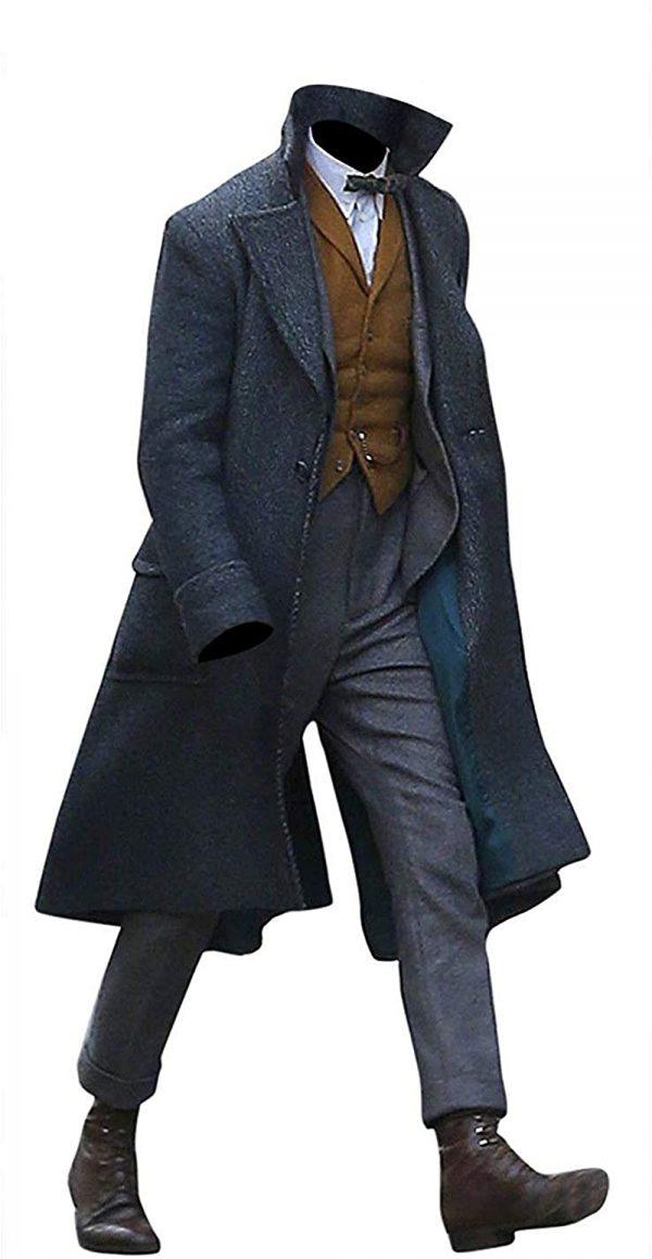Newt Scammander Coat