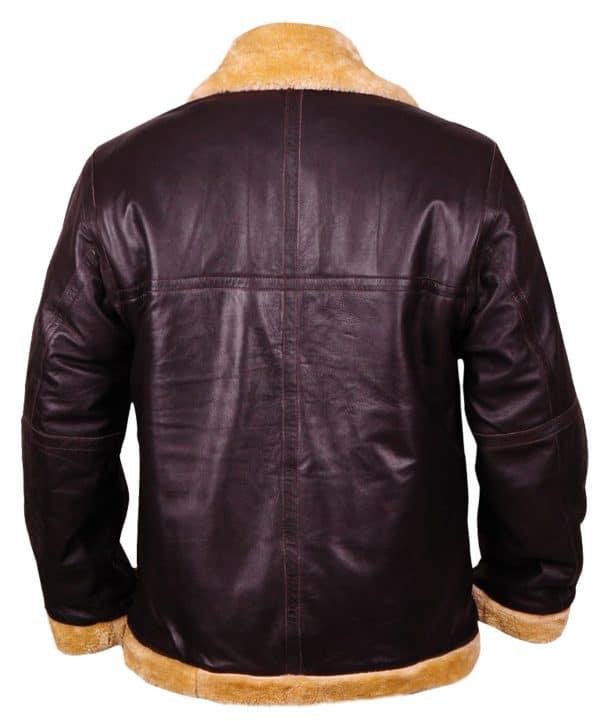 Tom Hardy Leather Jacket Dunkirk