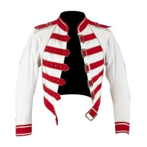 Red White Jacket