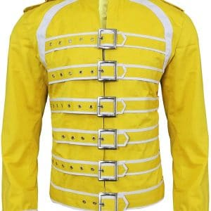 Freddie Mercury Cotton Jacket