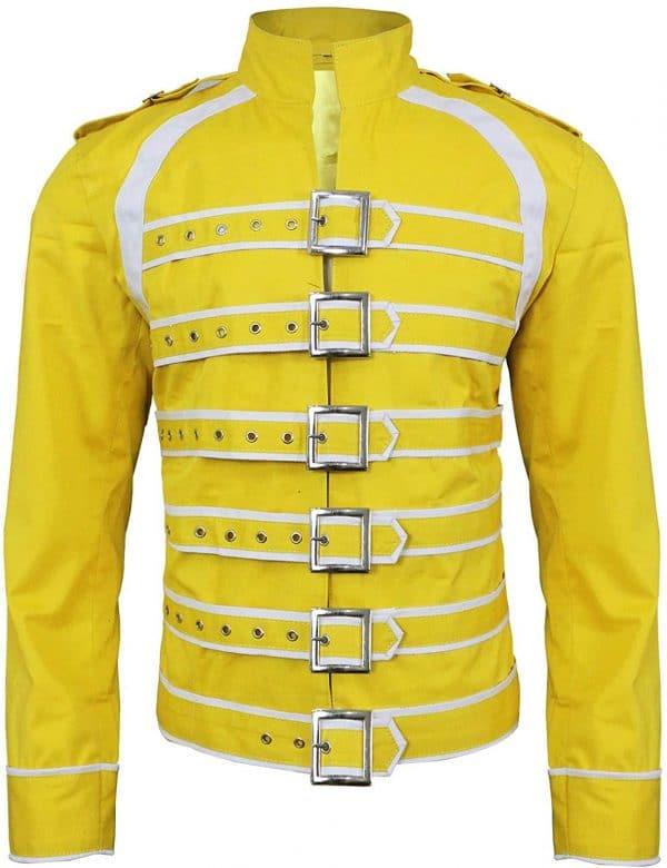Freddie Mercury Cotton Jacket