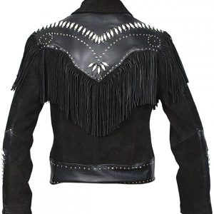 Cowboy Leather Jacket