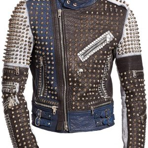 Studded Punk Jacket