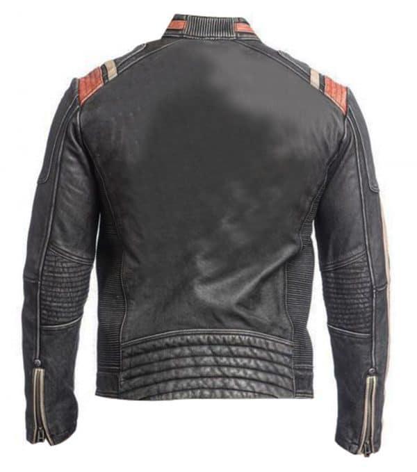 Cafe Racer Jacket for Men