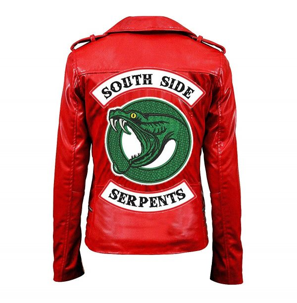 Women's Red River Leather Jacket