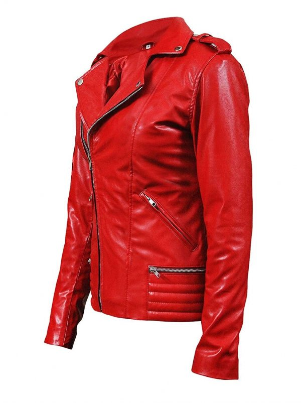 Riverdale Leather Jacket for Women