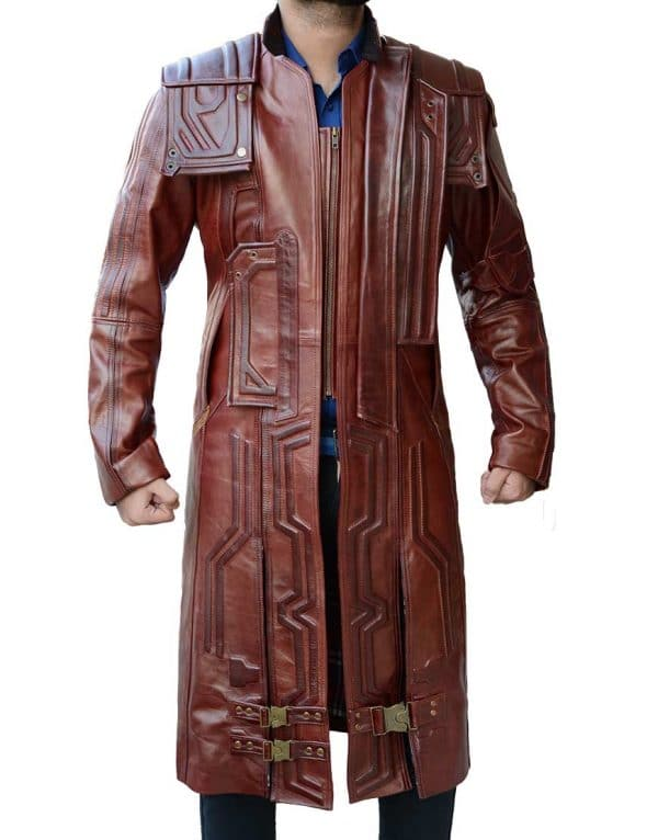 Guardians of galaxy trench coat