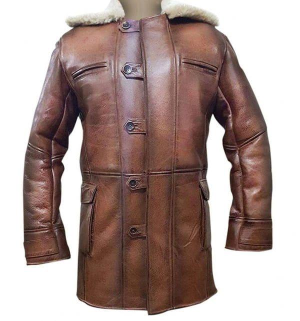 Bane Brown Coat