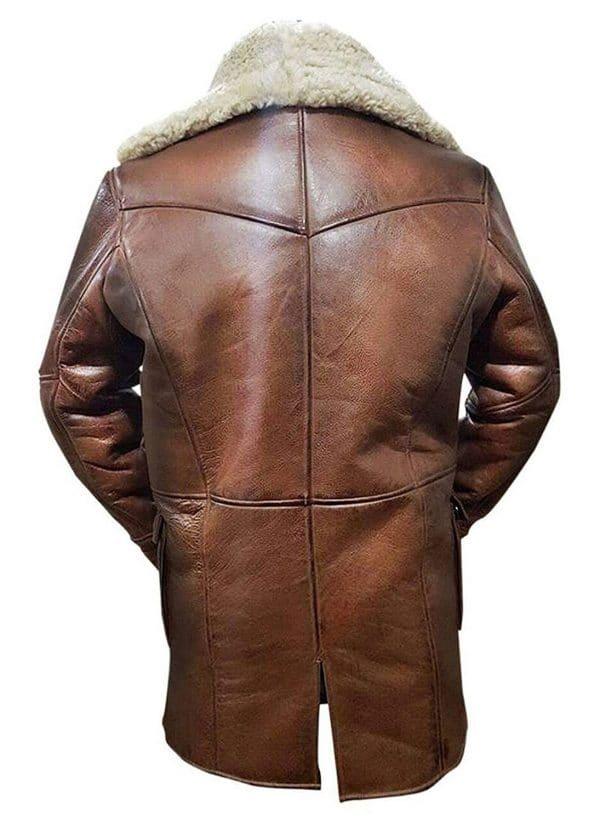 Tom Hardy Trench Coat