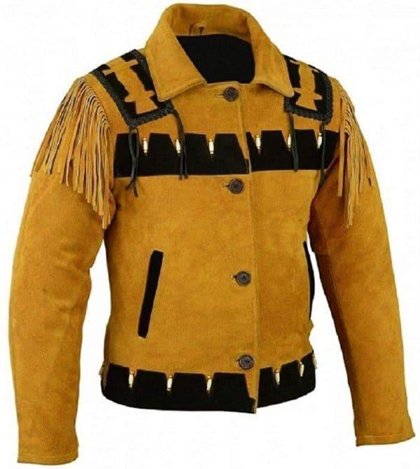 Cowboy Leather Jacket