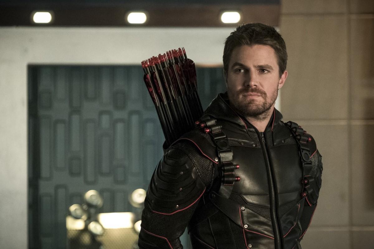 Dark Arrow Jacket with Quiver
